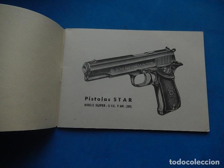 MANUAL PISTOLA STAR. MODELO SUPER-S. CAL. 9MM. (380). (Militar - Libros y Literatura Militar)