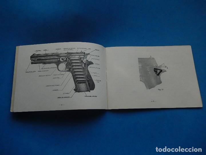 Militaria: Manual Pistola Star. Modelo Super-S. Cal. 9mm. (380). - Foto 5 - 129737159