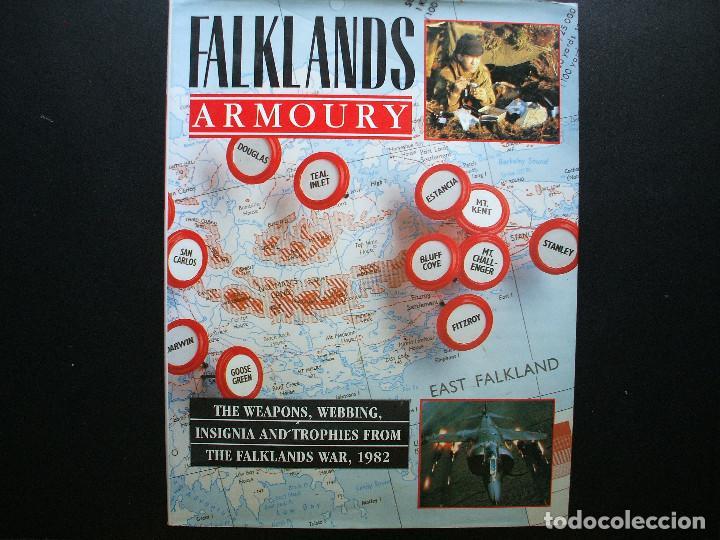 FALKLANDS ARMOURY. MALVINAS (Militar - Libros y Literatura Militar)