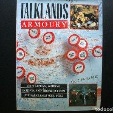 Militaria: FALKLANDS ARMOURY. MALVINAS. Lote 130065635