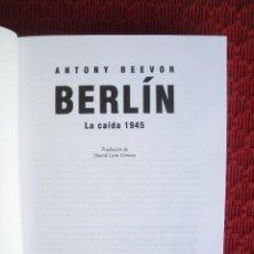 Militaria: BERLÍN LA CAÍDA 1945 . Lote 130426854
