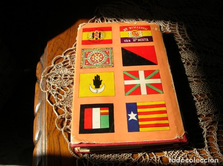 Militaria: Libro.Uniformes Militares de la Guerra Civil Española.En color .Por Jose Maria Bueno. - Foto 6 - 130964796