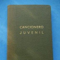 Militaria - Falange. Frente de Juventudes. Cancionero Juvenil. H. Manuel Rodríguez. 1ª Edición. 1947. Madrid. - 131582326