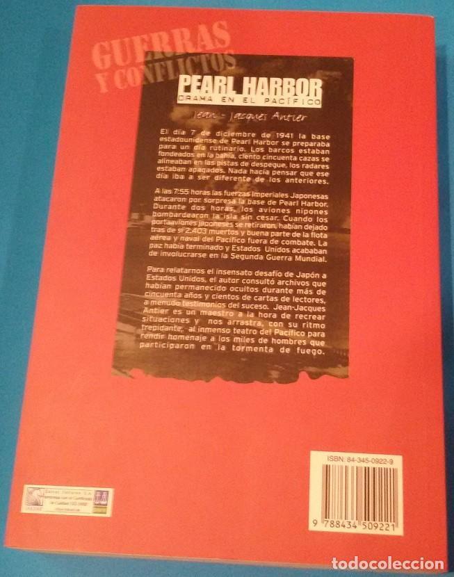 Militaria: Pearl Harbor / Drama en el Pacífico - J.J. Antier - Foto 2 - 131937270