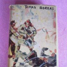 Militaria: CHECAS DE MADRID – TOMÁS BORRÁS - BULLÓN 1963. Lote 131989518