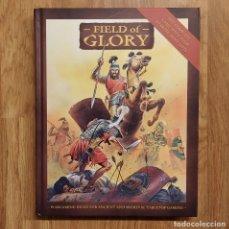 Militaria: WARGAME - FIELD OF GLORY - SIMULACION HISTORICA JUEGO DE LA GUERRA MINIATURAS REGLAMENTO. Lote 132373998