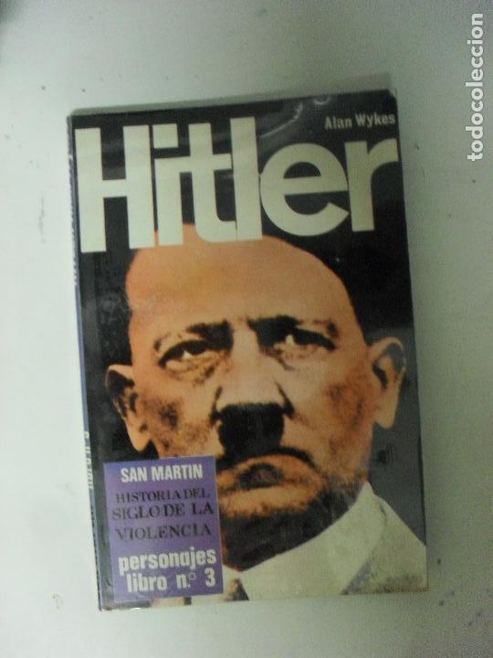 HITLER WYKES, ALAN PUBLICADO POR SAN MARTÍN. (1980) 160PP (Militar - Libros y Literatura Militar)