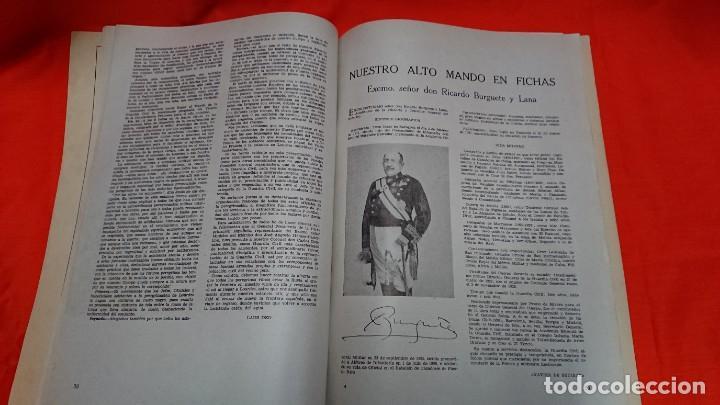 Militaria: GUARDIA CIVIL - REVISTA OFICIAL DEL CUERPO - Nº 267 AÑO 1966 - Foto 3 - 132759270