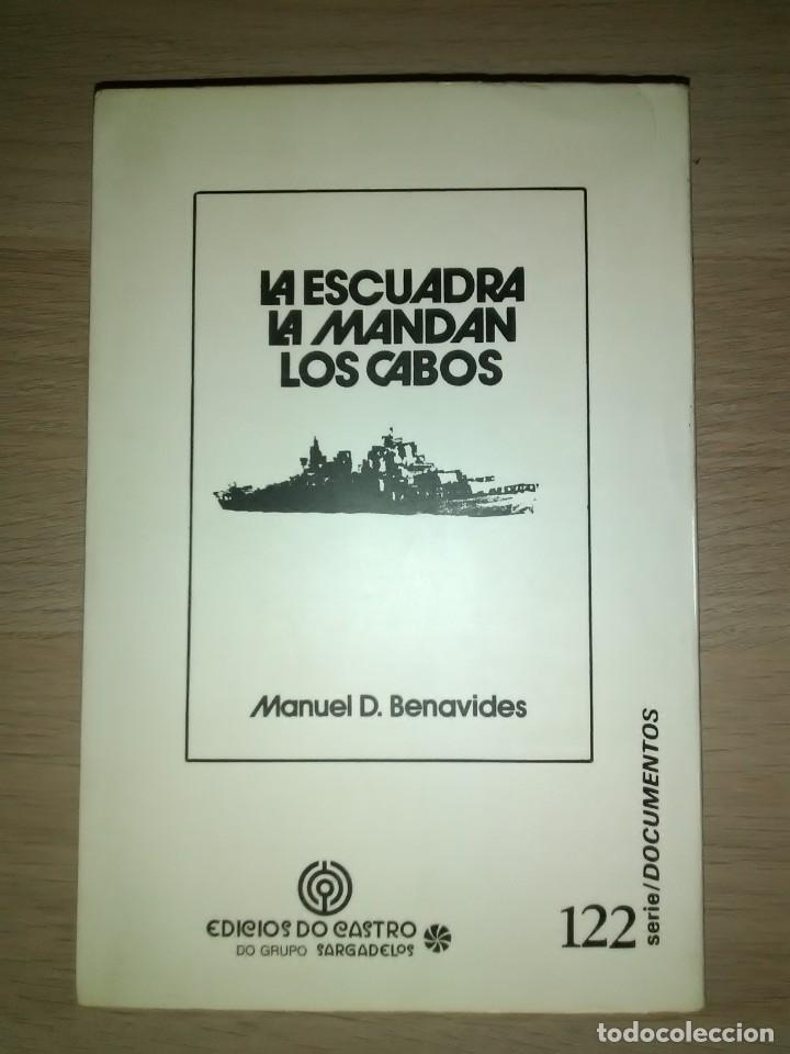 Militaria: EL ULTIMO PIRATA DEL MEDITERRANEO..MANUEL D. BENAVIDES...EDICIOS DO CASTRO..GRUPO SARGADELOS - Foto 2 - 133159742