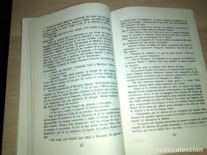 Militaria: EL ULTIMO PIRATA DEL MEDITERRANEO..MANUEL D. BENAVIDES...EDICIOS DO CASTRO..GRUPO SARGADELOS - Foto 3 - 133159742