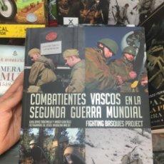 Militaria: COMBATIENTES VASCOS EN LA SEGUNDA GUERRA MUNDIAL. Lote 133199886