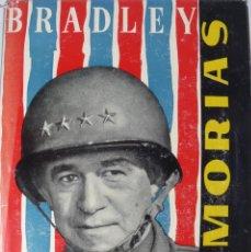 Militaria: BRADLEY. MEMORIAS TOMO I. Lote 133228702