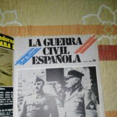 Militaria: GERRA CIVIL ESPAÑOLA N75.. Lote 133382537