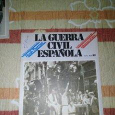 Militaria: GUERRA CIVIL ESPAÑOLA N80.. Lote 133382777