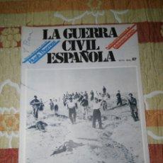 Militaria: GUERRA CIVIL ESPAÑOLA N 87. Lote 133383641