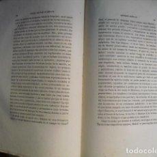 Militaria: 1866 ESTUDIOS CITICOS SOBRE EL ESTADO MILITAR DE ESPAÑA A. LOPEZ DE LETONA. Lote 133737782