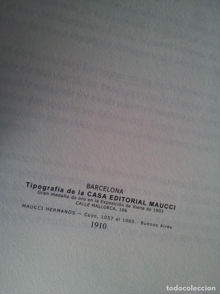 Militaria: AUGUSTO RIERA - ESPAÑA EN MARRUECOS, CRÓNICA DE LA CAMPAÑA DE 1909 - SEGUNDA EDICION 1910 - Foto 5 - 133756730