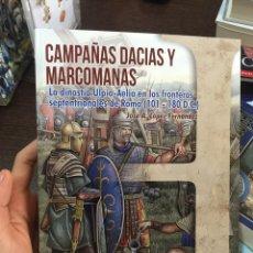 Militaria: CAMPAÑAS DACIAS Y MARCOMANAS. Lote 224801322