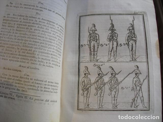 1812 REGLAMENTO PARA EL EXERCICIO Y MANIOBRAS DE LA INFANTERIA LXVIII LÁMINAS (Militar - Libros y Literatura Militar)