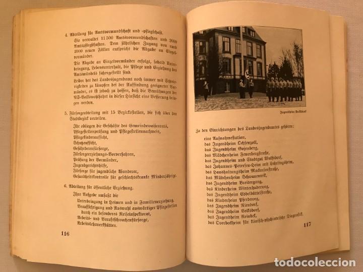 Militaria: Libro Hamburg im Dritten Reich, Die Sozialverwaltung 1939, Tercer Reich, Hitler, nazi, NSDAP - Foto 4 - 134637406