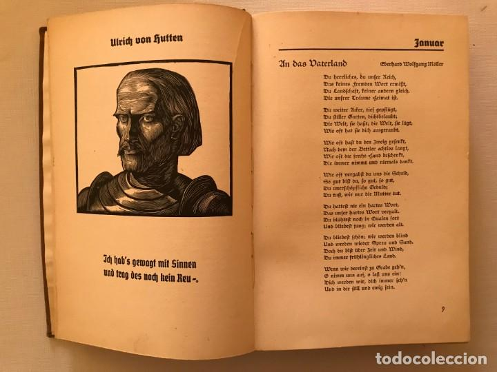 Militaria: Libro Ewiges Deustchland, Tercer Reich, Hitler, nazi, NSDAP - Foto 5 - 134638826