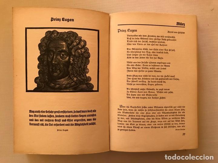 Militaria: Libro Ewiges Deustchland, Tercer Reich, Hitler, nazi, NSDAP - Foto 6 - 134638826