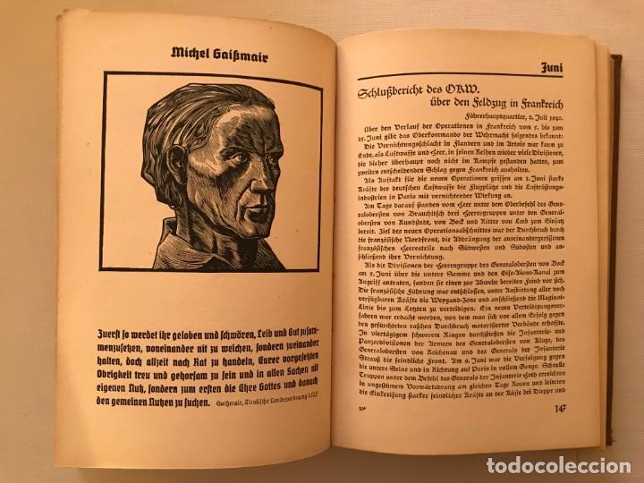 Militaria: Libro Ewiges Deustchland, Tercer Reich, Hitler, nazi, NSDAP - Foto 7 - 134638826