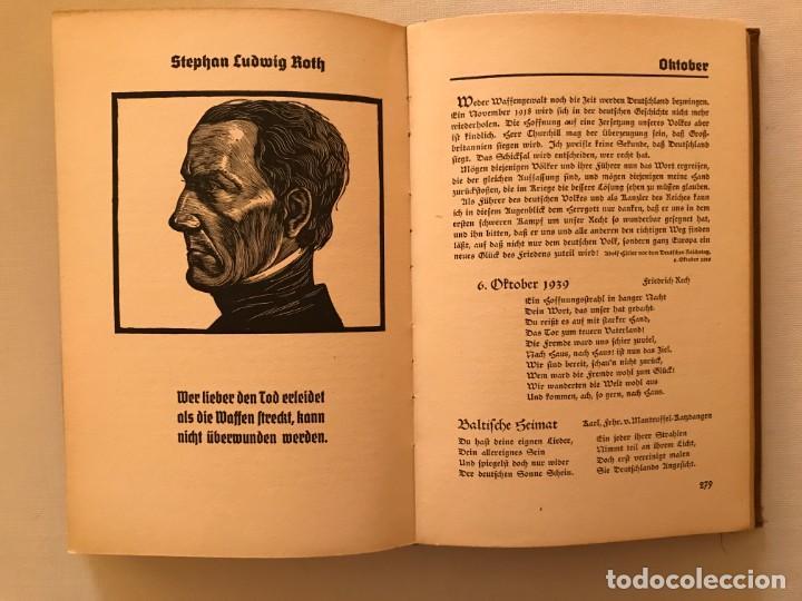Militaria: Libro Ewiges Deustchland, Tercer Reich, Hitler, nazi, NSDAP - Foto 8 - 134638826