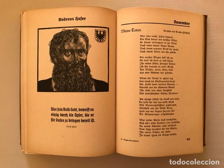 Militaria: Libro Ewiges Deustchland, Tercer Reich, Hitler, nazi, NSDAP - Foto 9 - 134638826
