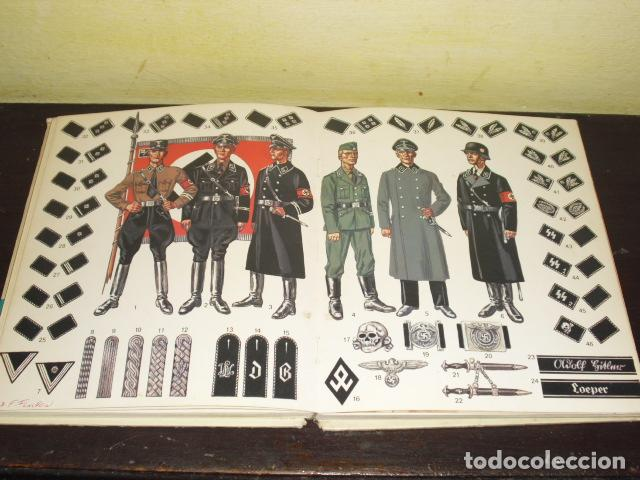 Militaria: L'UNIFORME ET LES ARMES DES SOLDATS DE LA GUERRE 1939-1945 - - Foto 6 - 134738066