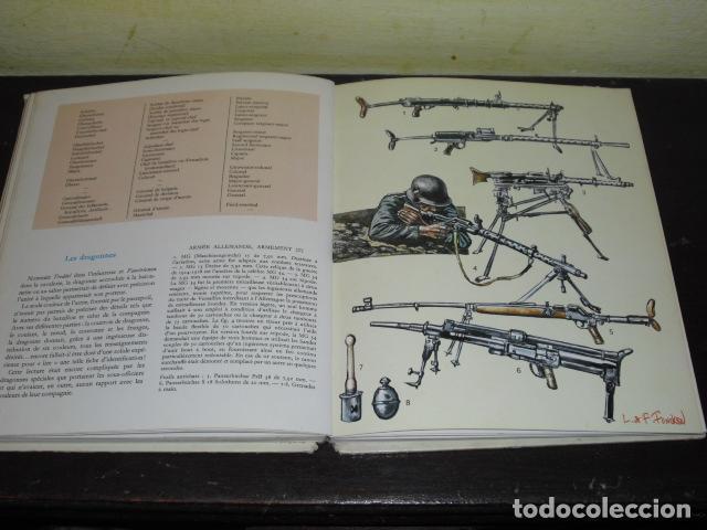 Militaria: L'UNIFORME ET LES ARMES DES SOLDATS DE LA GUERRE 1939-1945 - - Foto 8 - 134738066