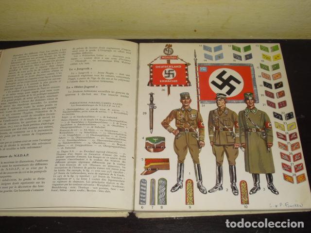 Militaria: L'UNIFORME ET LES ARMES DES SOLDATS DE LA GUERRE 1939-1945 - - Foto 11 - 134738066