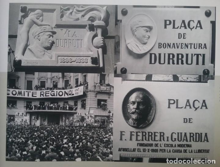 Militaria: GUERRA CIVIL LIBRO ATLES DE LA GUERRA CIVIL A BARCELONA - Foto 9 - 135037782