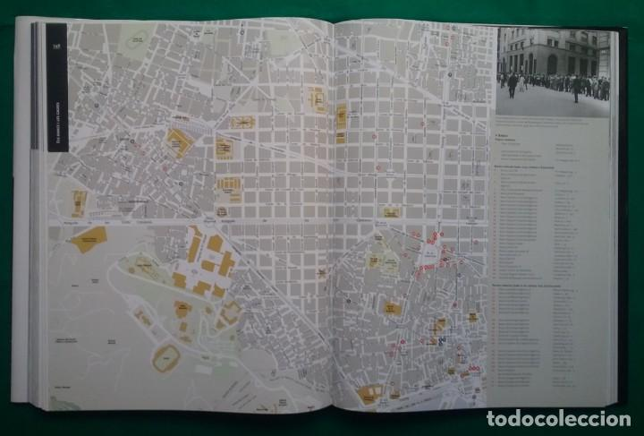 Militaria: GUERRA CIVIL LIBRO ATLES DE LA GUERRA CIVIL A BARCELONA - Foto 12 - 135037782