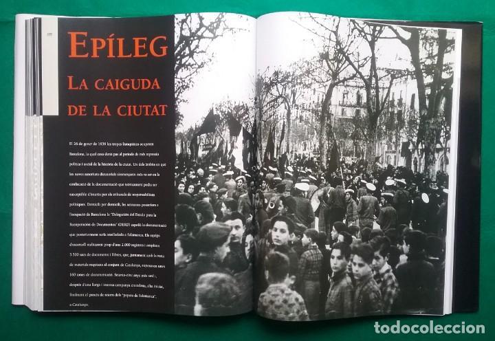 Militaria: GUERRA CIVIL LIBRO ATLES DE LA GUERRA CIVIL A BARCELONA - Foto 13 - 135037782