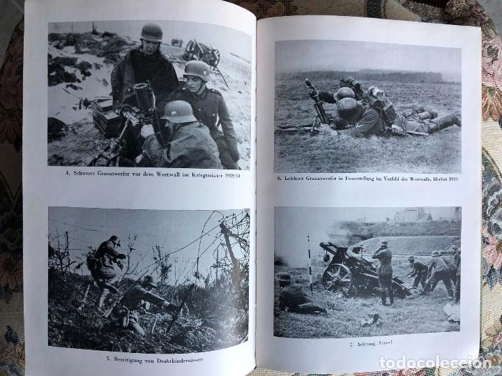 Militaria: Libro. Das Buch vom Heer. Berlín 1940. Zeska. II Guerra Mundial. III Reich. Wehrmacht. Alemania - Foto 4 - 135321626
