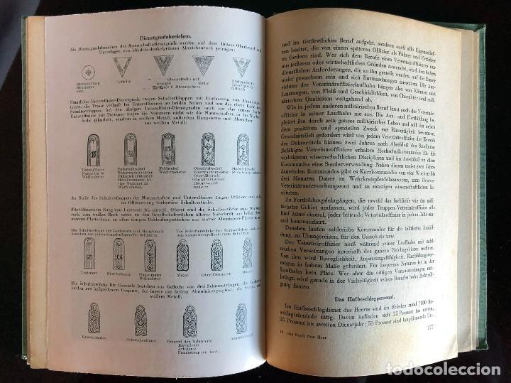 Militaria: Libro. Das Buch vom Heer. Berlín 1940. Zeska. II Guerra Mundial. III Reich. Wehrmacht. Alemania - Foto 5 - 135321626