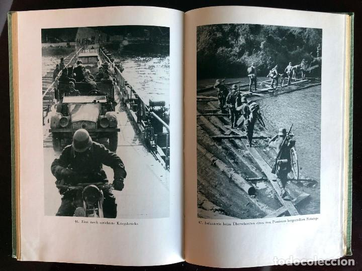 Militaria: Libro. Das Buch vom Heer. Berlín 1940. Zeska. II Guerra Mundial. III Reich. Wehrmacht. Alemania - Foto 6 - 135321626