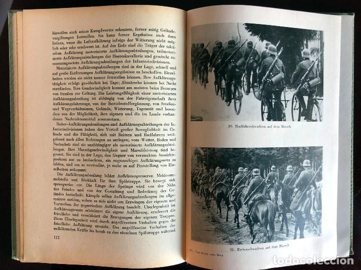 Militaria: Libro. Das Buch vom Heer. Berlín 1940. Zeska. II Guerra Mundial. III Reich. Wehrmacht. Alemania - Foto 7 - 135321626