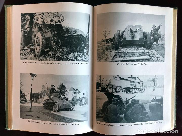 Militaria: Libro. Das Buch vom Heer. Berlín 1940. Zeska. II Guerra Mundial. III Reich. Wehrmacht. Alemania - Foto 8 - 135321626