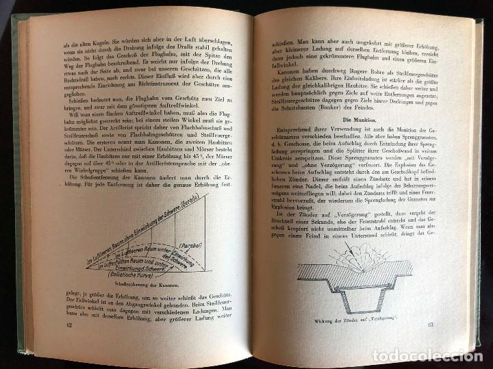 Militaria: Libro. Das Buch vom Heer. Berlín 1940. Zeska. II Guerra Mundial. III Reich. Wehrmacht. Alemania - Foto 9 - 135321626