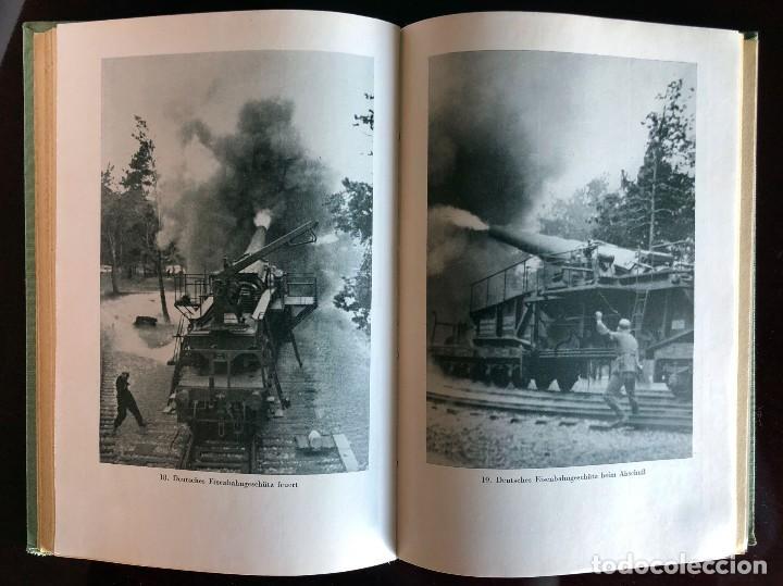 Militaria: Libro. Das Buch vom Heer. Berlín 1940. Zeska. II Guerra Mundial. III Reich. Wehrmacht. Alemania - Foto 11 - 135321626