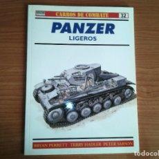 Militaria: OSPREY - CARROS DE COMBATE Nº 32 : PANZER LIGEROS. Lote 135399654