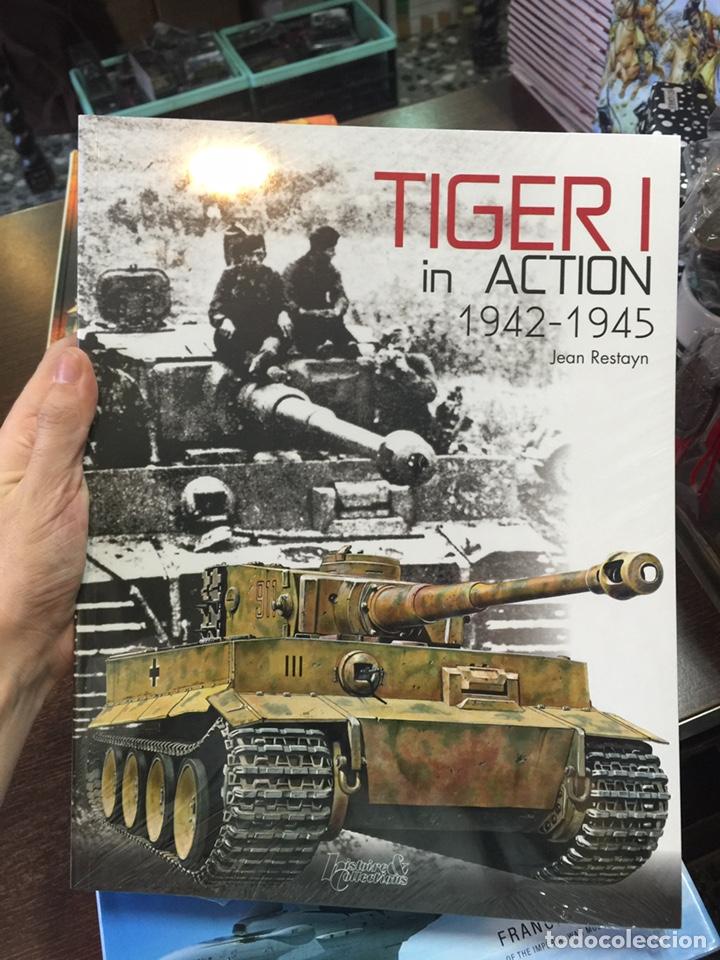 TIGER I IN ACTION 1942-1945 (Militar - Libros y Literatura Militar)