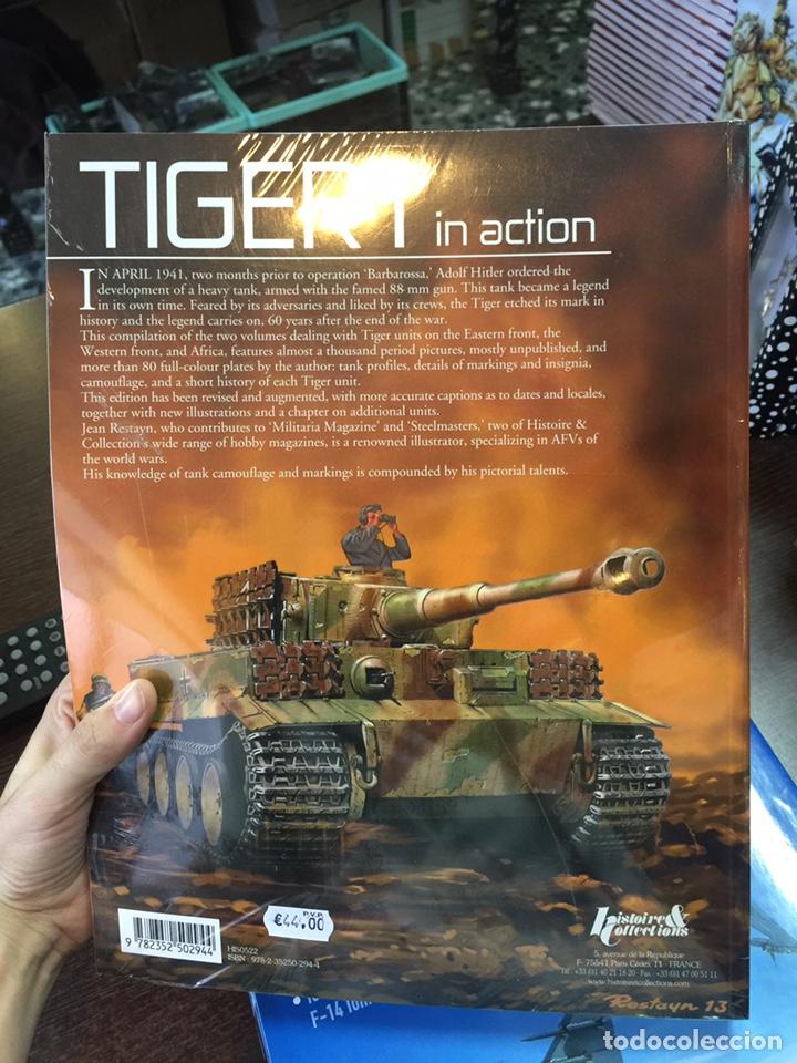 Militaria: Tiger I in action 1942-1945 - Foto 2 - 135430678