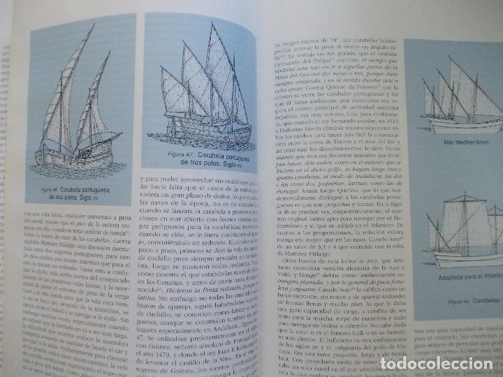 Militaria: La arquitectura Naval y la navegación en la epoca del descubrimiento Bazan - Foto 2 - 135444238