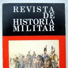 Militaria: REVISTA DE HISTORIA MILITAR. NÚMERO 60. AÑO XXX 1986. Lote 136149650
