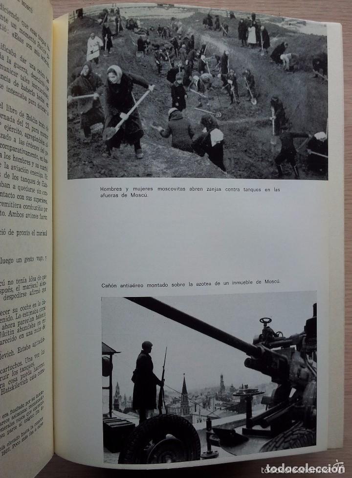 Militaria: II GUERRA MUNDIAL RUSIA EN LA GUERRA 1941-1945 (2 TOMOS) - ALEXANDER WERTH - GRIJALBO 1968 - Foto 2 - 136200322