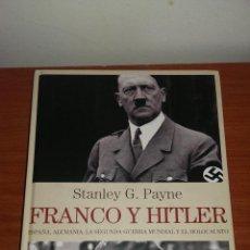 Militaria: FRANCO Y HITLER. Lote 136538026