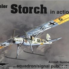 Militaria: FIESELER STORCH . SQUADRON/SIGNAL. Lote 136805410